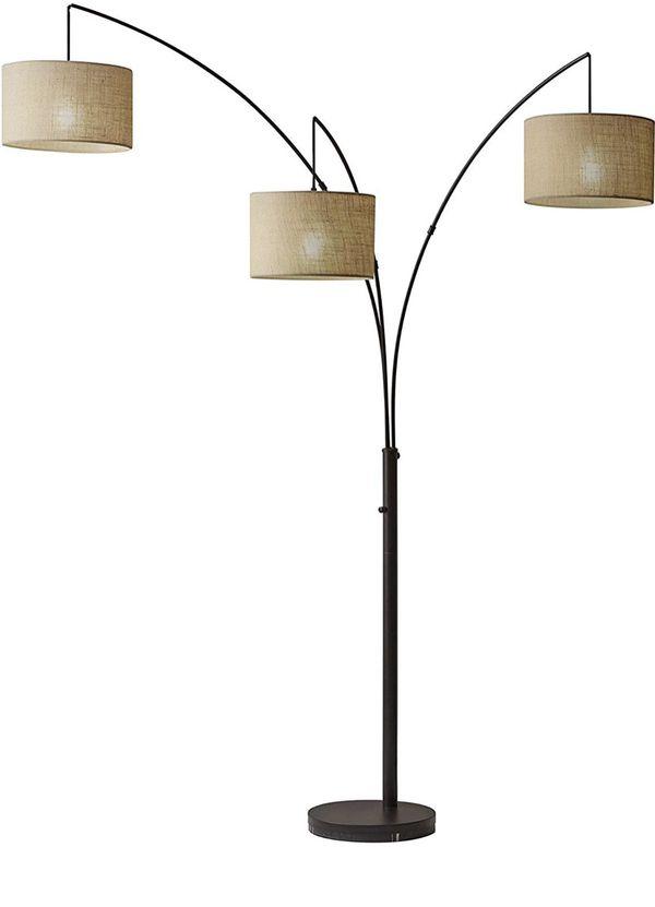 Trinity Arc Floor Lamp