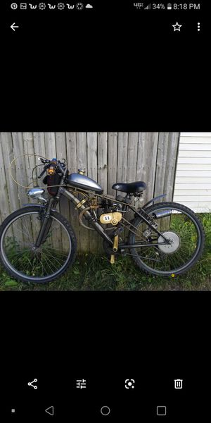 Motorized bicycles for sale brandnew 80 and 50cc. New bicycles with the kits. for Sale in Brewer, ME