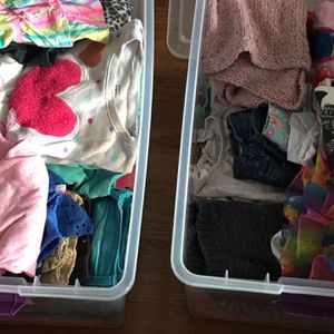 Girl Clothes, Shoes, Coats 4-6 T for Sale in Cambridge, MA