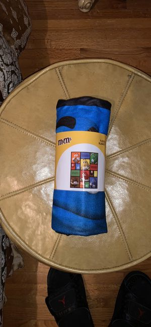M&M Fleece Blanket... for Sale in Nashville, TN