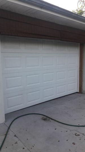 Garage door 7x11/7×10 for Sale in Boca Raton, FL