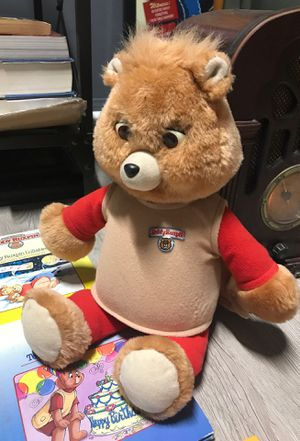 Teddy ruxpin and books for Sale in San Diego, CA