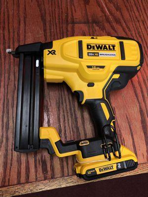dewalt nail gun for Sale in Austin, TX