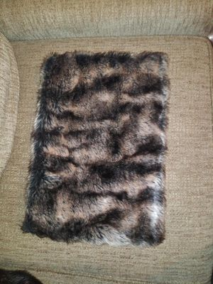 Brand new never used faux fur wrap for Sale in Harrisburg, PA