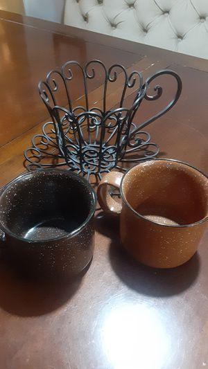 Coffee mugs and decor for Sale in San Antonio, TX