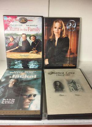 4 Movie DVD CD for Sale in Miami, FL