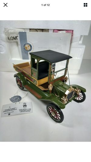 Franklin mint 1913 Ford for Sale in Kankakee, IL