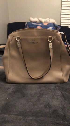 coach purse (crossbody x shoulder purse) for Sale in Severn, MD