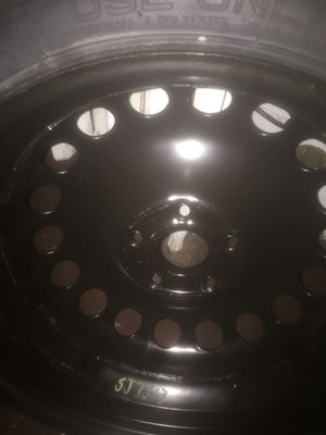 dounat tire and wheel for Sale in Albany, NY