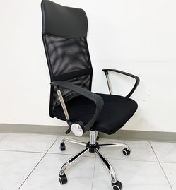 (NEW) $60 High Back Computer Mesh Chair Home Office Adjustable Height for Sale in South El Monte,  CA