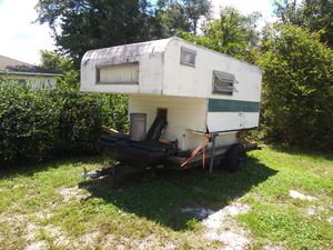 Hunting camper or trailer for Sale in Orange City, FL