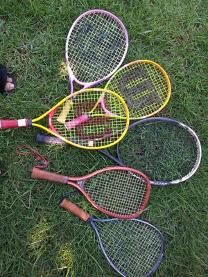 Kids Tennis racket for Sale in San Bernardino, CA