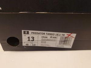 Adidas Predator Tango 18.1 Size 13 for Sale in Nashville, TN
