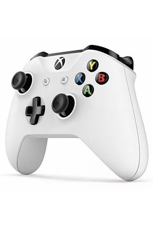 Xbox One Wireless Controller White for Sale in Washington, DC
