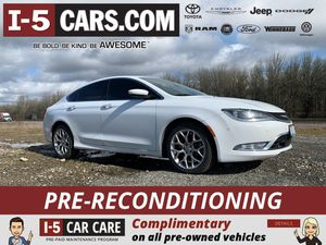 2015 Chrysler 200 for Sale in Chehalis, WA