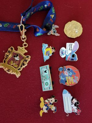 Disney Pin Trading Collection for Sale in El Paso, TX