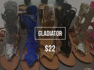 Sandals/ Gladiators for Sale in Miami, FL