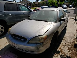 01 Ford Taurus $1000 obo for Sale in Fontana, CA