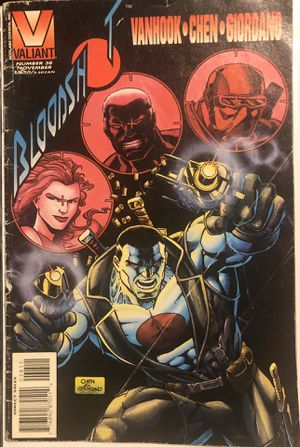 Bloodshot (1993 series) #38 for Sale in Rensselaer, NY