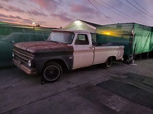 1966 Chevrolet C10 w/ 700r4 transmission for Sale in Spring Valley, CA