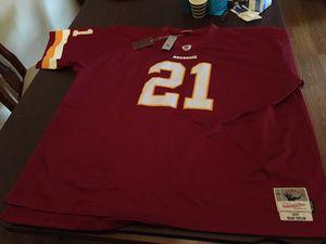 NFL throwback jersey for Sale in Manassas, VA