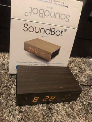 Soundbot sb1010 amazing speaker and alarm clock for Sale in West Los Angeles, CA
