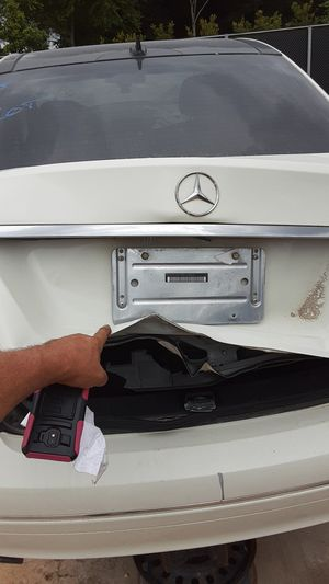 2008 Mercedes C class for parts for Sale in Houston, TX