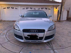 2008 Audi TT 2.0 for Sale in Riverside, CA