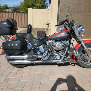 2006 Harley Davidson Softail Deluxe for Sale in Phoenix, AZ