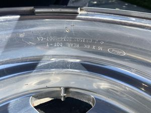 2003 Ford F-350 Dually Rims for Sale in Livermore, CA