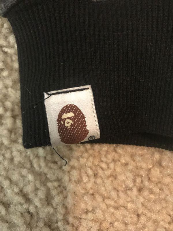 BAPE space camo hoodie