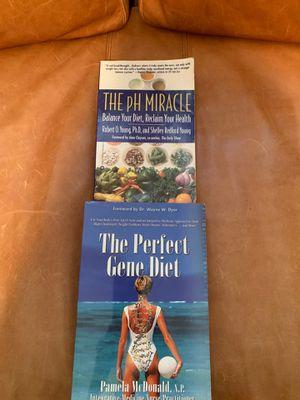 Health Book Bundle for Sale in Los Angeles, CA