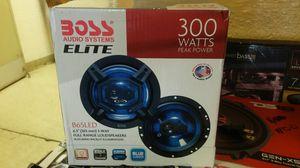 Boss Elite 3-way Loudspeakers for Sale in Norfolk, VA