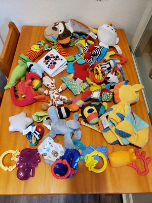 Baby toy lot for Sale in Portsmouth, VA