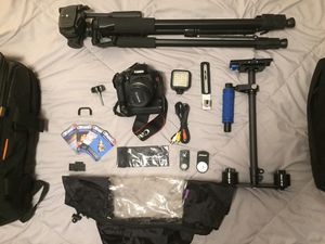 Canon Rebel T3I with lots of EXTRAS!! for Sale in Vancouver, WA
