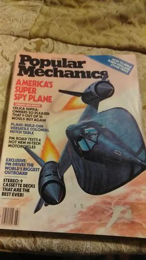 Vintage Popular Mechanics for Sale in Everett, WA