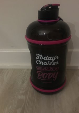 H2O Coach-extra large water bottle for Sale in Washington, DC