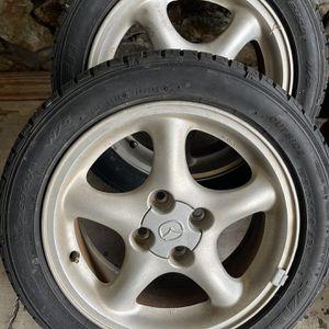 Miata Wheels 4x100 15 Quantity (4) for Sale in Miami, FL