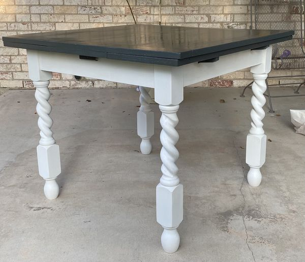 Small Expandable Dining Kitchen Table