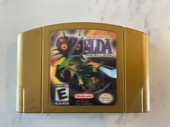 The Legend of Zelda Majora's Mask Holographic  for Sale in Oakland Park, FL
