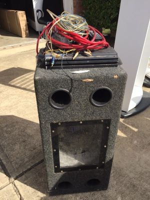 Musical equipment great 👍 deal!! for Sale in Durham, NC