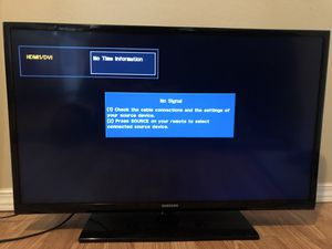 Samsung 32-Inch 1080p LED TV for Sale in Butte, MT