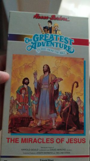 Hanna Barbera the miracles of jesus for Sale in Doral, FL