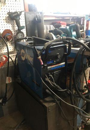 Miller 180 diversion Tig welder ac / dc for Sale in Portland, OR