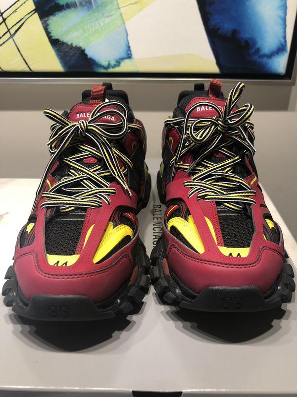 Balenciaga Track Runner Sneakers