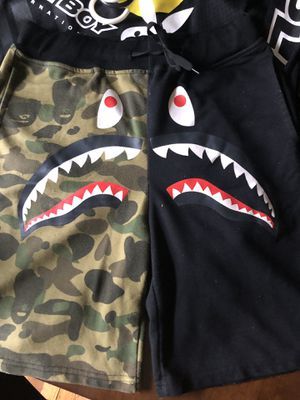Bape Shorts Medium for Sale in Lakewood, OH