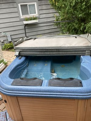Bullfrog 4 Person Hottub for Sale in Palatine, IL