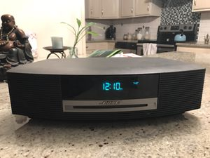 BOSE Wave Music System. Graphite Gray. Discontinued for Sale in NJ, US