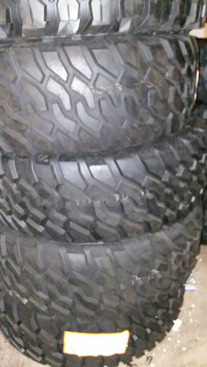 33x12.50R15 set of 4 new tires for Sale in Pflugerville, TX