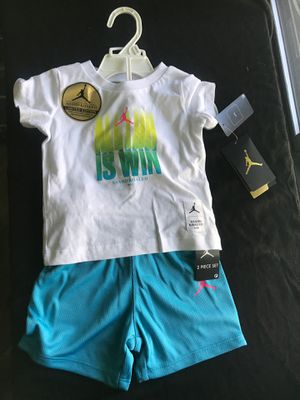 Jordan Jumpman kids clothes 12M for Sale in Tempe, AZ